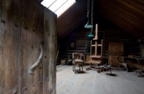 Anders Zorns studio i Mora