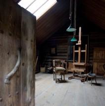 Anders Zorns studio i Mora