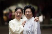 Grå pantrar i ShenZhen Kina