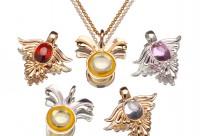 Kurbitsinspirerade smycken